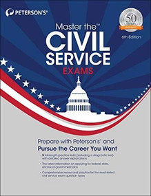 Master the Civil Service Exams by , 9780768943139