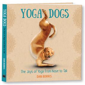 Yoga Dogs by Dan Borris, 9781531914875