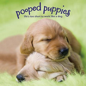 Pooped Puppies by Robin Haywood, 9781416245216