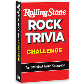 The Rolling Stone Rock Trivia Challenge by Rolling Stone, 9781531912215