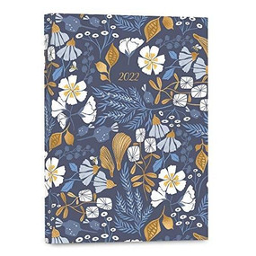 2022 Garden Bee Softcover Planner by Rae Ritchie, 9781531914271