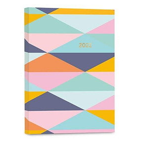 2022 Geometric Softcover Planner by Beth Vassalo, 9781531914295