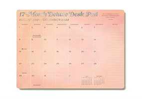 2022 Mindfulness Deluxe Desk Pad by Sellers Publishing, 9781531914363