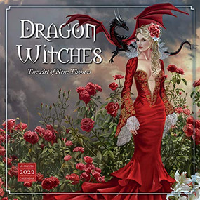 Dragon Witches - The Art of Nene Thomas 2022 Wall Calendar 16-month by Thomas, Nene, 9781531912369