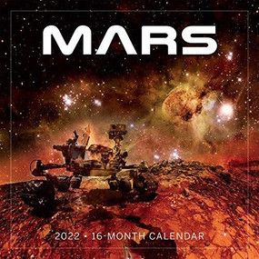 MARS 2022 Wall Calendar 16-month by Sellers Publishing, Inc., 9781531912888