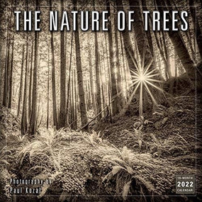 The Nature of Trees - The Photography of Paul Kozal 2022 Wall Calendar 16-month by Kozal, Paul, 9781531912574