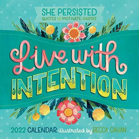She Persisted - Quotes to Motivate and Inspire 2022 Mini Calendar by Cahan, Becca, 9781531913205