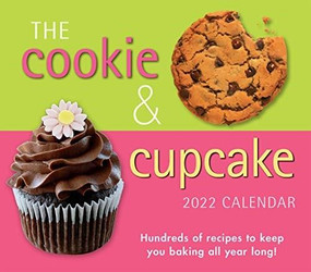 The Cookie & Cupcake Baking 2022 Boxed Daily Calendar by Quintet Publishing Ltd., 9781531913731