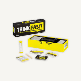 Game Think Fast by Ridley's, 5055923765746