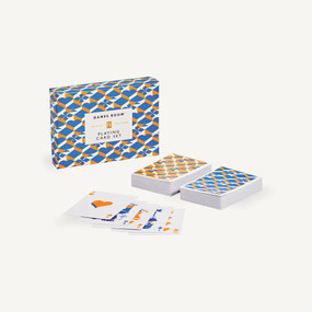 Playing Card Set by Games Room, 5055923781012