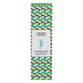 Tumbling Blocks - 5055923712559