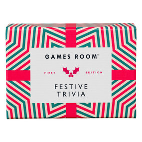 Festive Trivia by Games Room, 5055923747070