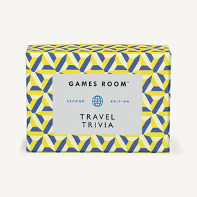 Travel Trivia by Games Room, 5055923712566