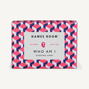 Who Am I Guessing Game by Games Room, 5055923753385