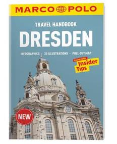 Dresden Marco Polo Handbook by Marco Polo Travel Publishing, 9783829768283