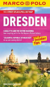 Dresden Marco Polo Guide by Marco Polo Travel Publishing, 9783829707558