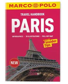 Paris Marco Polo Handbook by Marco Polo Travel Publishing, 9783829768238