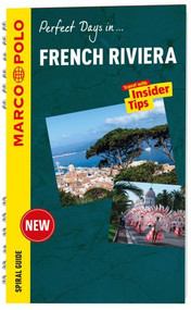 French Riviera Marco Polo Spiral Guide by Marco Polo Travel Publishing, 9783829755382