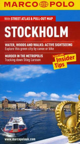 Stockholm Marco Polo Guide by Marco Polo Travel Publishing, 9783829706780