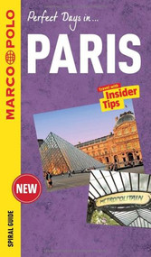 Paris Marco Polo Spiral Guide by Marco Polo Travel Publishing, 9783829755085