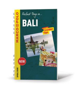 Bali Marco Polo Spiral Guide by Marco Polo Travel Publilshing, 9783829755504