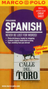 Spanish Marco Polo Phrasebook by Marco Polo Travel Publishing, 9783829708227