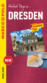 Dresden Marco Polo Spiral Guide by Marco Polo Travel Publishing, 9783829755214
