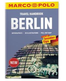 Berlin Marco Polo Handbook by Marco Polo Travel Publishing, 9783829768276