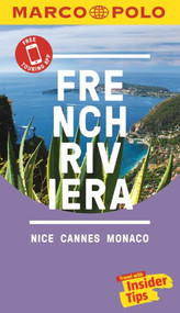 French Riviera Marco Polo Pocket Guide by Marco Polo Travel Publishing, 9783829707671