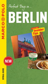 Berlin Marco Polo Spiral Guide by Marco Polo Travel Publishing, 9783829755207