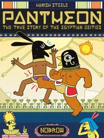 Pantheon by Hamish Steele, 9781910620205