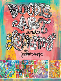 Doodle Art and Lettering with Joanne Sharpe (Inspiration and Techniques for Personal Expression) by Joanne Sharpe, 9781440347337