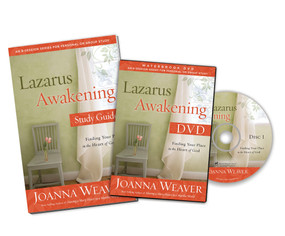 Lazarus Awakening DVD Study Pack (Finding Your Place in the Heart of God) by Joanna Weaver, 9780307731630