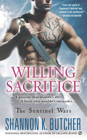 Willing Sacrifice (The Sentinel Wars) by Shannon K. Butcher, 9780451241115