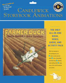 Farmer Duck: Candlewick Storybook Animations by Martin Waddell, Helen Oxenbury, 9780763635121