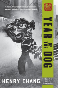 Year of the Dog by Henry Chang, 9781569476048