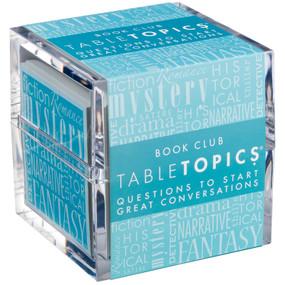 TABLETOPICS BOOK CLUB, TT-0107-A