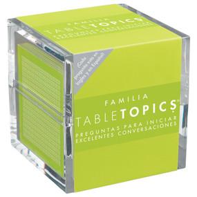 TABLETOPICS FAMILY - SPANISH, TT-0118-A