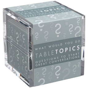 TABLETOPICS WHAT WOULD YOU DO, TT-0123-A