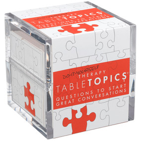 TABLETOPICS DO-IT-YOURSELF THERAPY, TT-0127-A