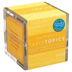 TABLETOPICS HAPPINESS, TT-0129-A