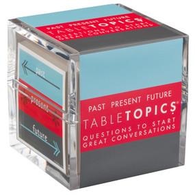 TABLETOPICS PAST PRESENT FUTURE, TT-0138-A