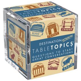 TABLETOPICS DESTINATION ANYWHERE, TT-0140-A