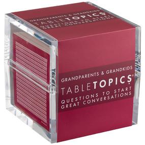 TABLETOPICS GRANDPARENTS & GRANDKIDS, TT-0144-A