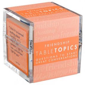 TABLETOPICS FRIENDSHIP, TT-0145-A