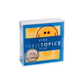 TABLETOPICS TO GO KIDS, TG-0210-A