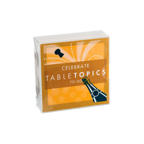 TABLETOPICS TO GO CELEBRATE, TG-0234-A