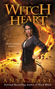 Witch Heart by Anya Bast, 9780425225530