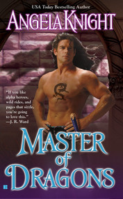 Master of Dragons by Angela Knight, 9780425214244