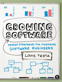 Growing Software (Proven Strategies for Managing Software Engineers) by Louis Testa, 9781593271831
